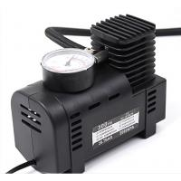 Weight 0.8 Kgs Portable Car Air Pump DC 12V 250 Psi Pressure With Watch Manufactures