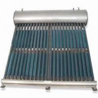 Buy cheap Pressure solar water heater, pressurized solar water heater from wholesalers