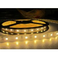 Red Green Blue Yellow  Waterproof LED Strip Lights Outdoor High Intensity CE ROSH Certificated Manufactures
