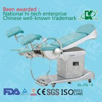 Electrical obstetric bed KL-FS.II Manufactures