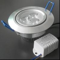 50W 600 * 600 x 42.5mm 3060LM Bridgelux SMD LED Dimmable Panels Ceiling Lighting Manufactures