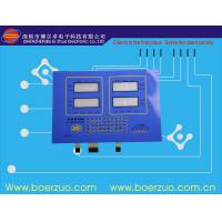 Sensitive Flexible Keypad Keyboard PCB Membrane Switch for Education Machine Manufactures