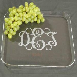 Transparent Plexglass Food Display Trays Manufactures