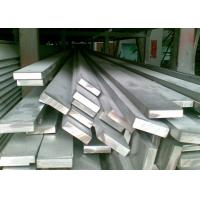 Mirror Polished Flat Steel Bar , Cold Drawn Brushed Stainless Steel Flat Bar Manufactures