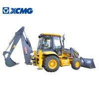 New Backhoe Mini Wheel Loader / Reliability Compact Front End Loader Manufactures