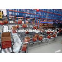 China Heavy Frame Steel Structure Warehouse , Prefabricated Modular Structures on sale