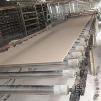 Moisture-proof plaster board, measures 1,200 x 2,400 x 12mm Manufactures
