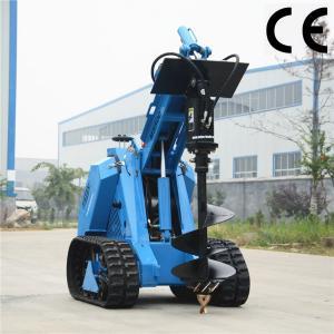 MS series compact mini crawler loader for sale ,skid-steer loader Manufactures