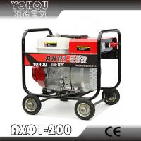 6KW 200A Engine-driven Gasoline Welding Generator Manufactures