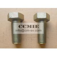 CE / ROHS Hex Cap Stainless Steel Cap Screws For SHANTUI Heavy Construction Machine Manufactures