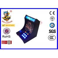 One Player Bartop Mini Arcade Game Machines Medium Density Fiberboard Cabinet Manufactures