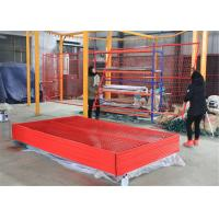 """Quality Canada temporary Construction Fence H 6'/1830mm and W 9.6' /2950mm tubing 1"""" for sale"""