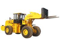 30ton fork loader, forklift loader, fork loading truck, forklift truck, wheel loader, block handler, block loader Manufactures