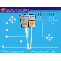 Quality Plastic Waterproof Adhesive Texture Membrane Patch Panel Labels With Led Window for sale