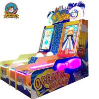 1 Or 2 Player Coin Operated Game Machine Lottery Ticket Bowling Machine Game Manufactures