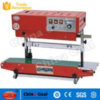 Hot Sale SF-150W Continuous Bag Band Heat Sealer Machine For Small Bags Manufactures