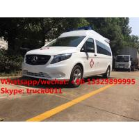 2017s new BENZ VITO gasoline engine transporting ambulance vehicle for transporting for sale, Benz ambulance for sale Manufactures
