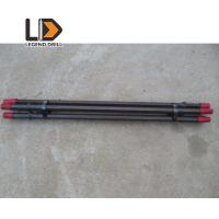High Hardness Hollow Machining Drill Rod Hexagonal Type With SGS Certification Manufactures