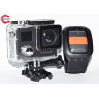 China 2.0 Inch Mini DV Action Camera , Full Hd 1080p Action Camera For Home Security on sale