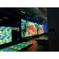 P6.25 LED Interactive Floor Display Screen Die Casting Aluminum Cabinet Manufactures
