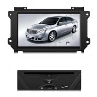 Nissan Teana Car GPS Navigation System Electronic / Mechanical Anti-Shock Manufactures