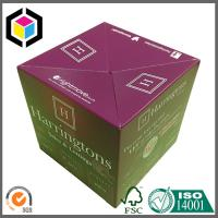 Auto Locking Bottom Pre Glued Style F Flute Corrugated Carton Packaging Box Manufactures