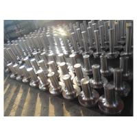 China AISI 4140(42CrMo4,SCM440)Forged Forging DTH Hammer Drill Bits Body Bodies In Drilling Tool on sale
