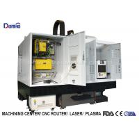 Quality PMI Ball Screw Small Vertical Machining Center For Aluminium Processing for sale