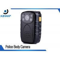 "2.0"" LCD Security Police Body Worn Cameras With Motion Detection Manufactures"