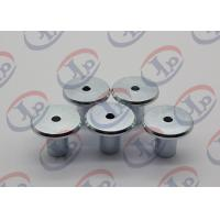 Custom Precision Machining Services Zinc Plated 12L14 Iron T Bushing For Automotive Manufactures