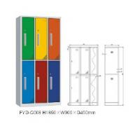 China Multifunctional compact steel locker/shower cabinet room for wholesales,2/3/4/5/6/8/9 door on sale