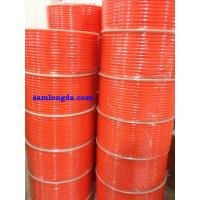 Orange Compressed PU air hose, PU hose, spiral air hose, PU tube, OD4-16MM,Weze pneumatyczne Manufactures