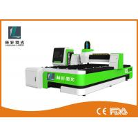 China 380V 50HZ Fiber Laser Cutting Equipment , Water Cooling Desktop Laser Cutter on sale