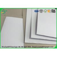 Grade AAA Coated Duplex Board Grey Back 250gr 400g Width 787mm In Roll Packing Manufactures