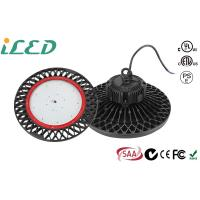 High Efficiency ufo led high bay 100W 120W , 150w led high bay lamp for Airport Manufactures