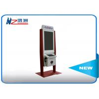 32 inch self service payment kiosk with RFID card reader and bill acceptor Manufactures