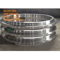 N06690 / W.Nr. 2.4642 Corrosion Resistant Alloys Good Metallurgical Stability Manufactures
