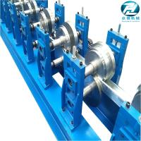 High Pressure Punching Metal Shutter Door Roll Forming Machine Approved CE Manufactures