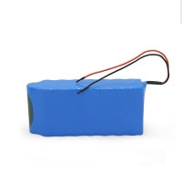 1C Discharge 12V 12.5Ah 18650 Lithium Battery Pack For Massager Manufactures