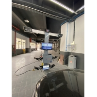 """LVD 210in Wheelbase 19"""" 32"""" 3d Alignment Machine Manufactures"""