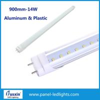 Buy cheap 2FT 9W CE RoHS High Lumen LED T8 Tube , Single and double sided 600mm LED Tube AC100-277V from wholesalers