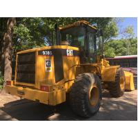 Road Construction Used Cat Wheel Loader 938G With USA Origin And Good Condition