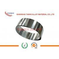 China Cupronickel Copper Nickel Alloy Foil Low Resisitivity With Great Solderability on sale