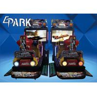 3D Dynamic Motion Car  Racing Car Video Games Video entertainment equipment coin pusher game machine Manufactures