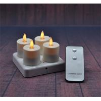 China Led Flickering Tea Lights Battery Operated Candles on sale