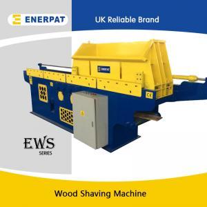 4 Blade number industrial wood shaving machine wood log shaving mill log shaver Manufactures