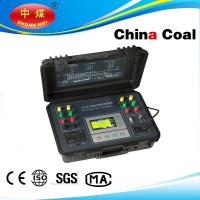 Three channel transformer DC resistance tester by china coal group Manufactures