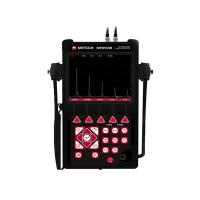 Auto Alarm NDT Inspection Equipment , Video Function Ultrasonic Metal Detector MFD550B Manufactures