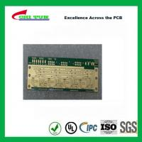 High Density PCB Multilayer Pcb Manufacturing Process With 4L IMMERSIONGOLD Manufactures