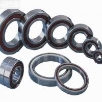 7001C NSK Roller Bearings Angular Contact with high temperature , ABEC-5 Manufactures